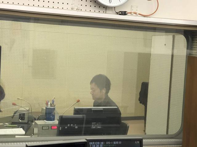 原田優一さん動画withよかねTシャツ