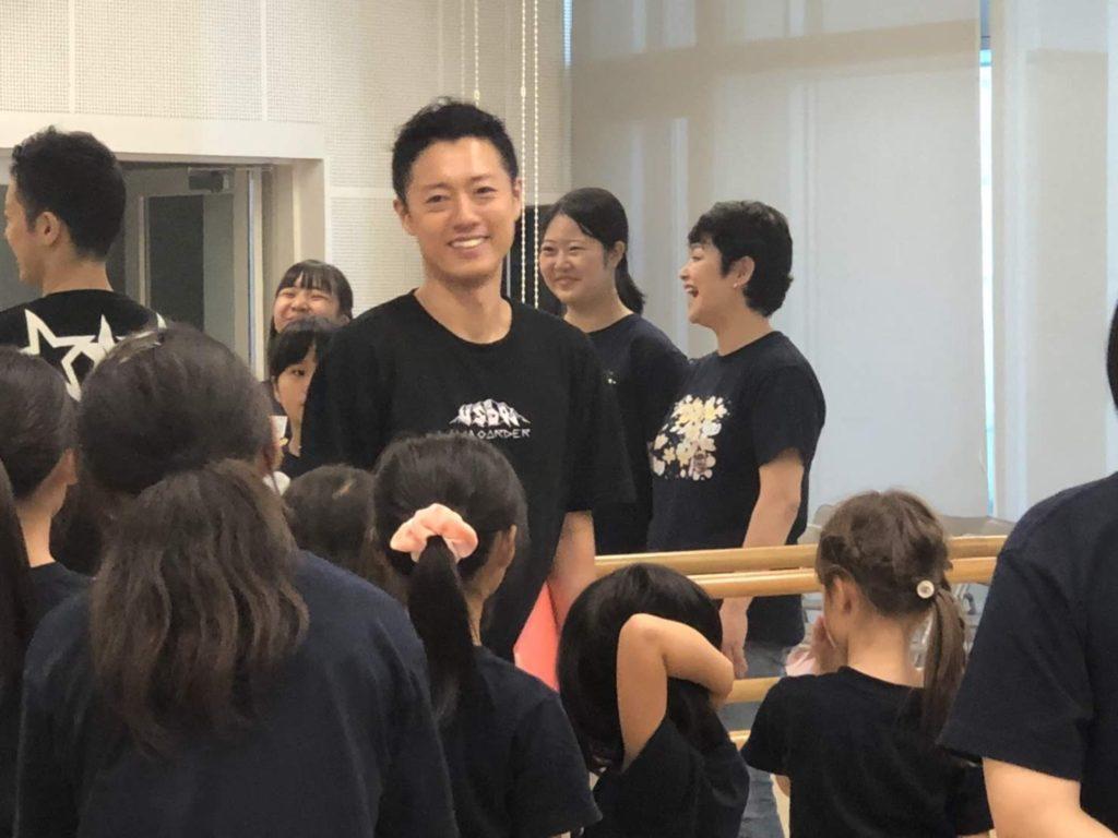 ミュージカルクラス2期生説明会
