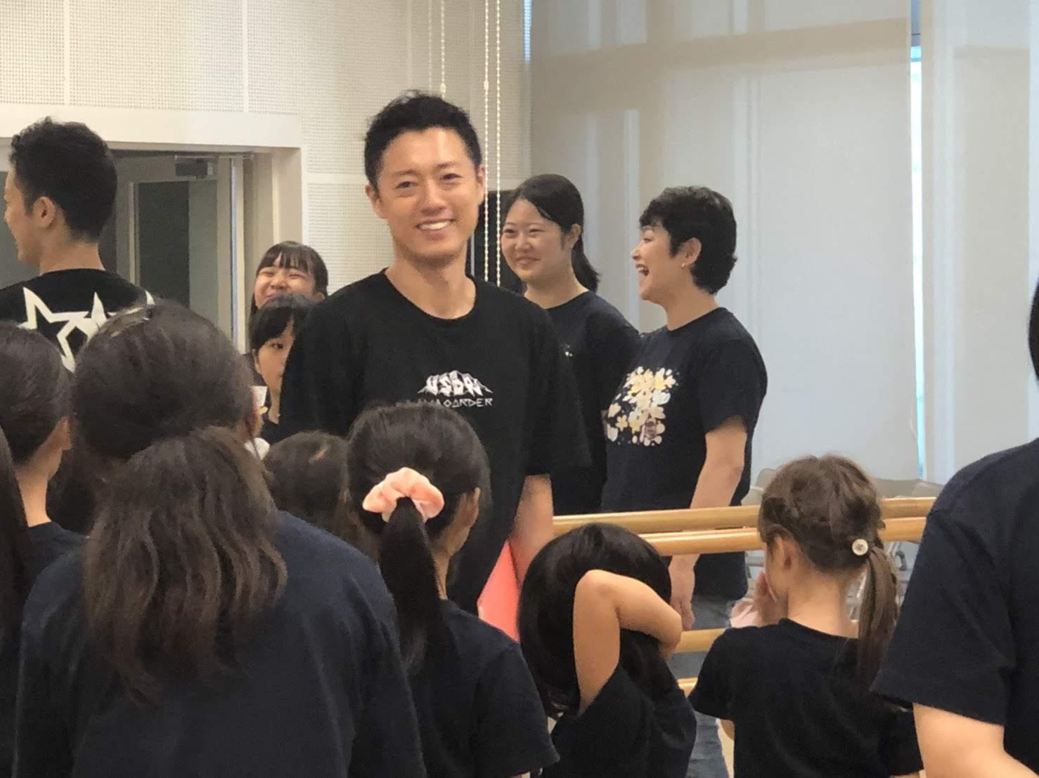 原田優一先生 コロナ禍での舞台について